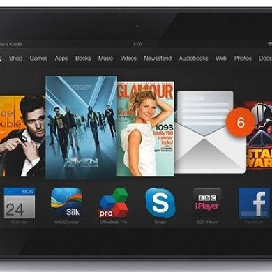Bootloader of Kindle Fire HDX Unlocked
