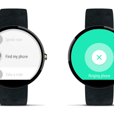 Android Device Manager Headed to Android Wear Soon