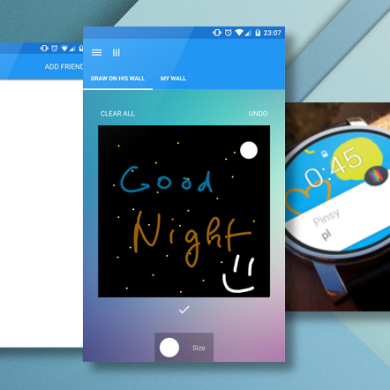 Pinsy Brings Social Sketching To Your Watch & Phone