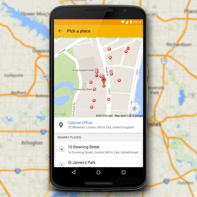 Google Launches the Hello Places API for Android and iOS!