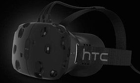 HTC Announces their take on VR, the HTC Vive