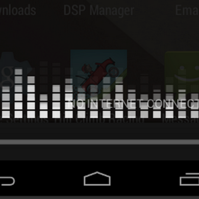 Mod Spotlight: Graphic Equalizer for Notification Panel