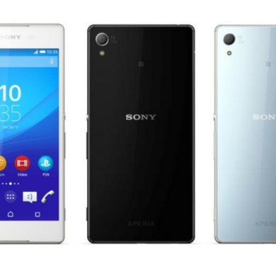 New Xperia Z4 Features Stagnation, Regression & Concerns