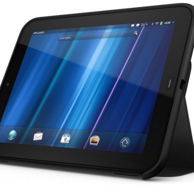 Lollipop 5.1.1 Ported to HP TouchPad