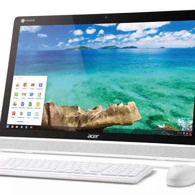 "Acer Announces All-In-One Touchscreen ""Chromebase"""