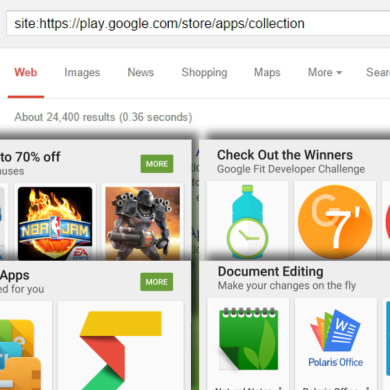Find The Best Apps With Google's Picks & Other Tricks