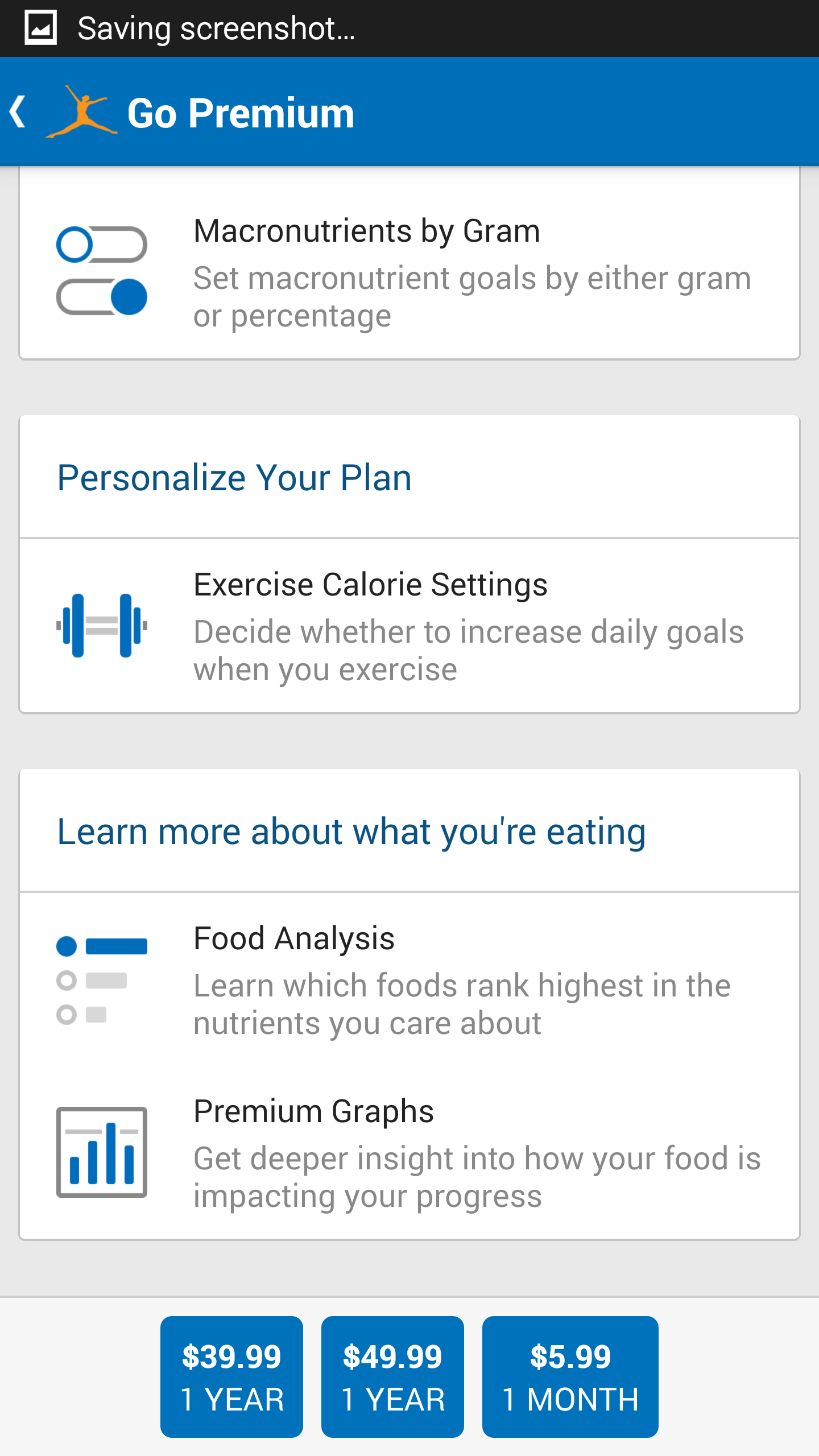 My Fitness Pal App Crashing Android | Workout ...