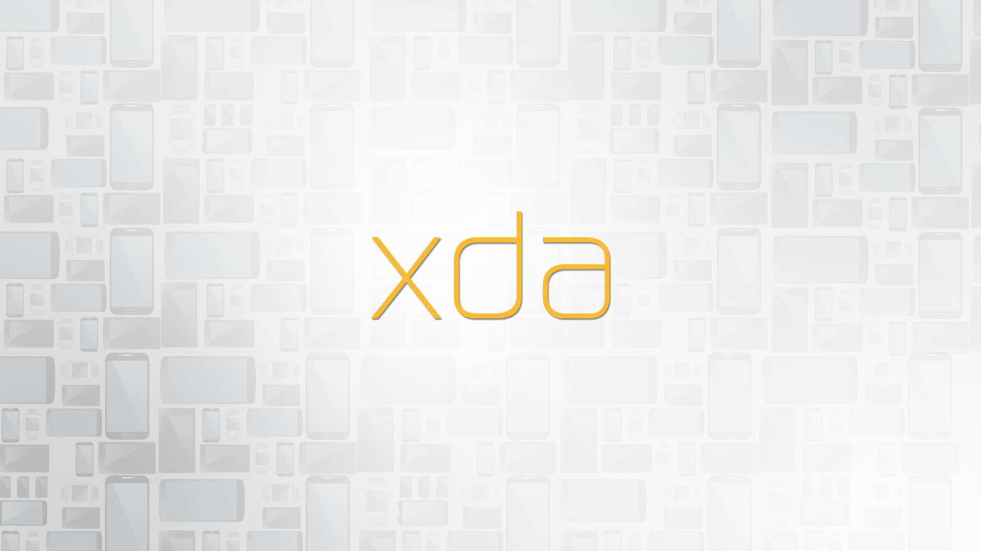 the devices behind the xda team