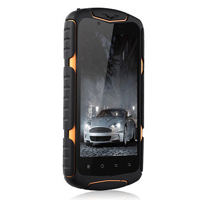 Device Review: No.1 X1 Rugged Smartphone