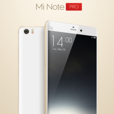 Xiaomi Mi Note Pro With SD-810 Goes On Sale In China