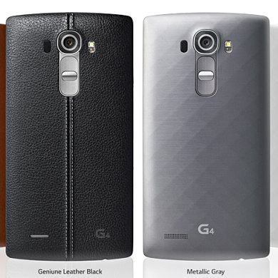 Device Overview: LG G4
