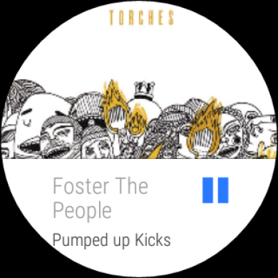 Spotify Update Includes Support for Android Wear