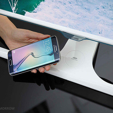New Samsung Monitor Will Charge Your Phone Wirelessly