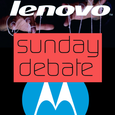 Sunday Debate: How Will Lenovo Affect Motorola's Future?