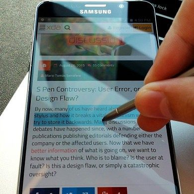 New S Pen Mini-Review: Why is this Stylus Better, and Why Should You Care?
