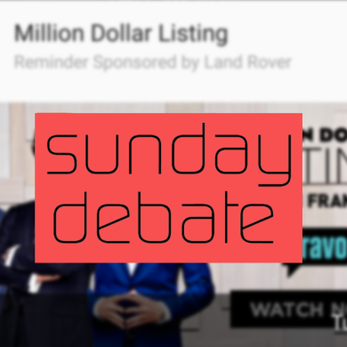 Sunday Debate: Are Push Notification Ads Ever Okay?