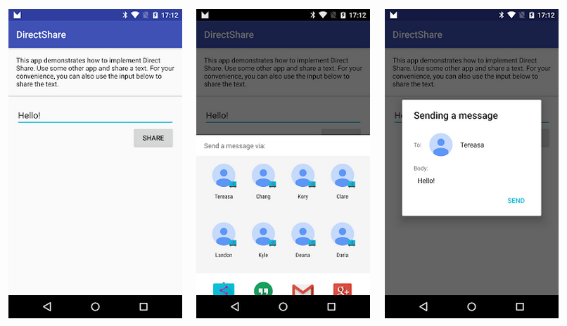 Google Releases 3 New Android Marshmallow Sample Apps