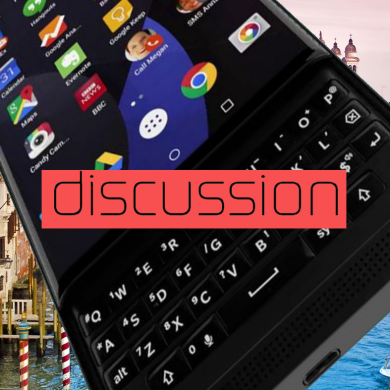 Venice vs. Priv: Which Is the Better Name for an Android Blackberry?