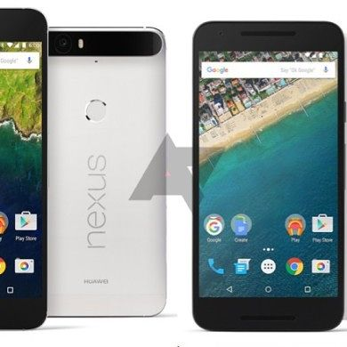 Nexus 5X & Nexus 6P Pricing Info Leaked Prior To Launch