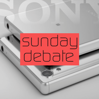 Sunday Debate: Will the Z5 Trio Redeem Sony?