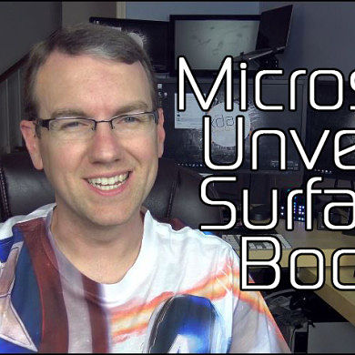 Microsoft Unveils Surface Book! 2014 Moto X Not Getting Marshmallow?? CyanogenMod 13 Work Begins! – XDA TV