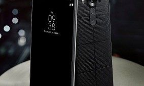 LG Announces The V10: Dual Front Camera, Dual Display