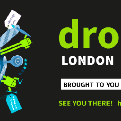 XDA Is Sponsoring Droidcon UK 2015