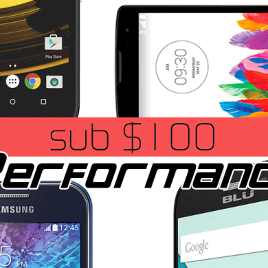 Performance on Best Phones Under $100 (Part 4)
