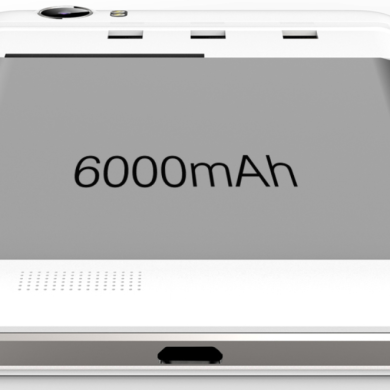 Oukitel Shows K6000 Premium, Affordable Phone with 6,000mAh Battery