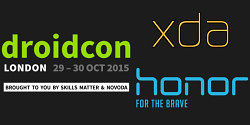 DroidCon UK 2015: Honor 6 Plus and 7 Hands On – XDA TV