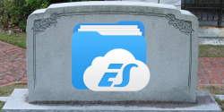 ES File Explorer – A Short Story of A Fallen King