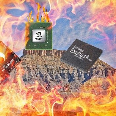 Processor Temperature Results for Tens of SoCs — How Hot is Your Chip?