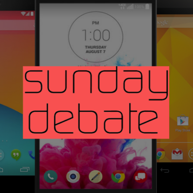 Sunday Debate: How Does LG Rank Up Against Other OEMs?