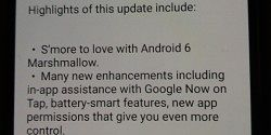 Android M Update for Moto X 2014 (XT1095) Rolling Out
