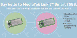 MediaTek Labs Announces Open-Source IoT Development Platform