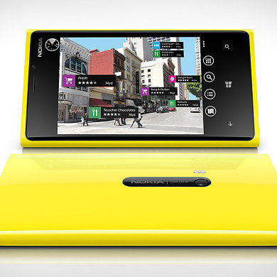 Windows 10 Ported Over Nokia Lumia 920