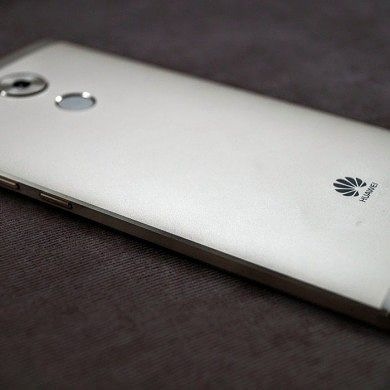 Hands-on With The Huawei Mate 8