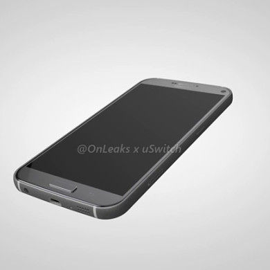Galaxy S7 Plus Renders Surface, Show no MicroSD Nor USB Type-C Port