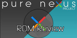 Pure Nexus Review (Sort of) and Overview – XDA TV