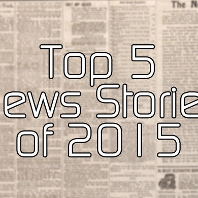 Top 5 News Stories of 2015 – XDA TV