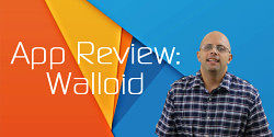 Walloid: HD Stock Wallpapers – XDA TV App Review