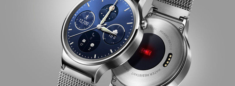 Huawei Confirms New Android Wear Watch Coming At MWC