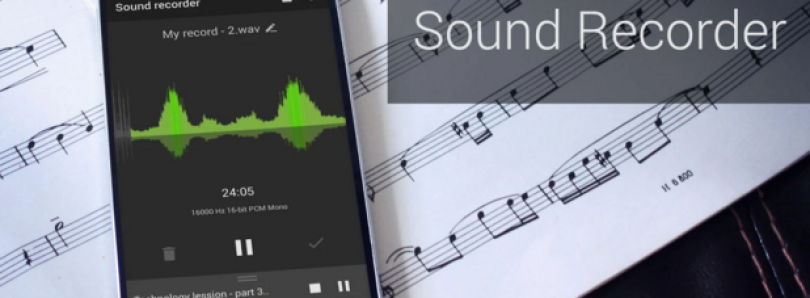 Recordr: The Advanced Sound Recorder App