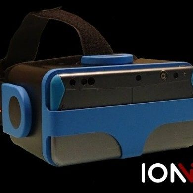 IonVR Partners With Intel to Create Untethered 6-Degrees-Of-Freedom VR Experience on Mobile