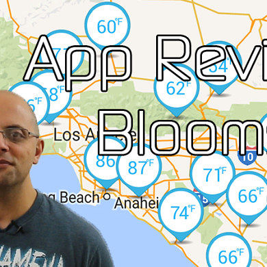Bloomsky Hyper Local Weather App Review – XDA TV