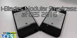 i-Blades Modular Smartcase (1TB of Storage?) at CES 2016 – XDA TV