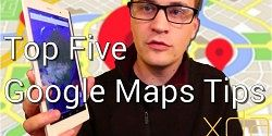 Top 5 Google Maps Tips – XDA TV