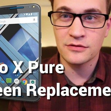 How to Replace Moto X Pure Screen – XDA TV