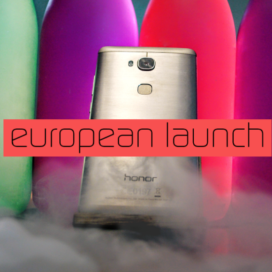 Through the Viewfinder: Honor 5X Launch, Munich