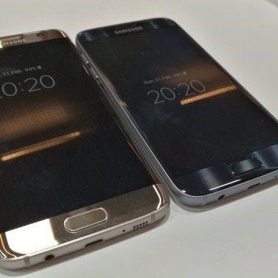 Galaxy S7 Edge Tentative RAM Management Test Shows Improvement Over Predecessors